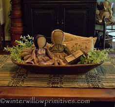 ~ Winter Willow Primitives ~ Under The Willow ~: June 2012