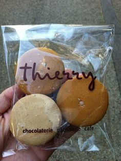 Thierry's macarons