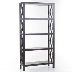 Wisteria - Furniture - Shop by Category - Cabinets & Bookcases -  Contemporary Bookshelf - $999.00