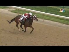 The unstoppable UNTAPABLE and Rosie Napravnik wins the Oaks.