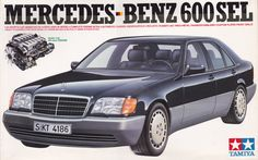All sizes | W140 Mercedes Benz 600 SEL S Class | Flickr - Photo Sharing!
