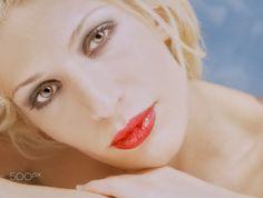 Women's beauty portraits - Fitness model:Mary