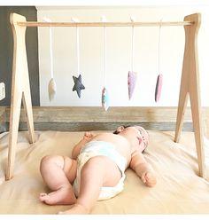 Gimnasio para bebés .Baby gym