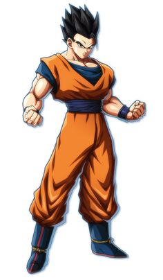Gohan from Dragon Ball FighterZ