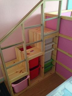 Ikea Kura bed make over - original set, meant for girls | by Noriko700
