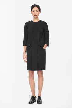 COS | Dress with draped pockets
