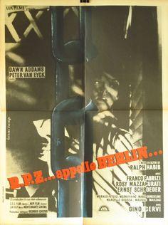 Original Vintage Appelle Berlin Movie Poster by HodesH on Etsy
