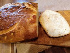 Házi ropogós kenyér   Zsuzsanna Garai receptje - Cookpad receptek