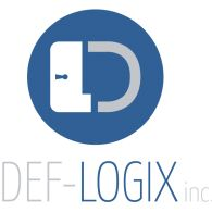 Def-Logix - We designed this modern logo for a government defense contractor. We incorporated a lock for security that is made up of the D and L in their name. Modern Logo, Marketing Materials, Marketing And Advertising, Penguins, Identity, Told You So, Branding, Suits, Logos