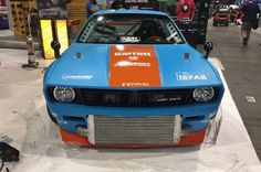 View all photos of SEMA 2015 S14 Rocket Bunny Boss - Which Boss Was Boss? at
