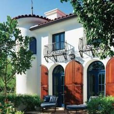 Spanish Colonial   Phoenix Home & Garden