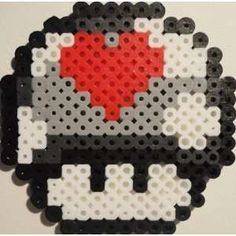 perler beads mushroom | PopScreen - Video Search, Bookmarking and Discovery Engine