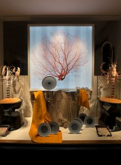 Summer 2013, Hermès 24 Faubourg Saint-Honoré, Paris. #hermes #windows #vitrine