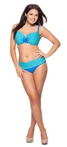 0558ca94e5dda Curvy Kate Marina Acqua Bikini www.KellyAugustine.com