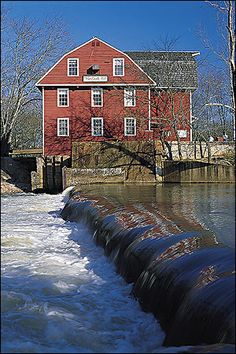 War Eagle Mill in Rogers, Arkansas