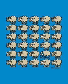 Kukuxumusu ovejas. El creador de Kukuxumusu, Mikel Urmeneta pasó los veranos de su infancia en el valle de Baztán, en Elizondo, de donde es su madre
