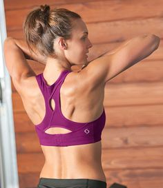 Seriously, the best sports bra ever!  7 Wonders Bra, By Moving Comfort. 32-40 C-DD
