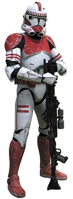 Clone Shock Trooper