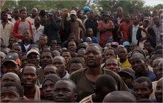 Zimbabwean Refugees in South