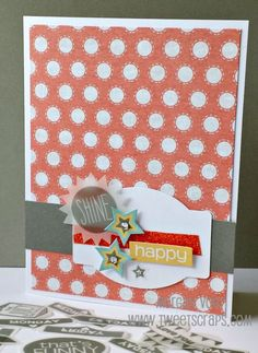 TweetScraps: Zoe Cluster Cards - August Workshop