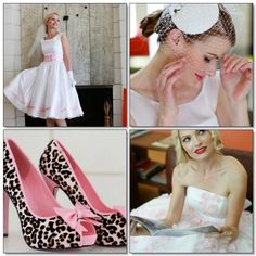 Wedding Style: A 1950s Wedding Theme   InsideWeddings.com