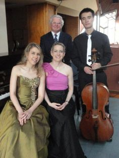 'Classical Occasion' can perform at your wedding as a quartet.