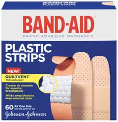 Band-Aid Coupons: Bandages, Only $0.12 at Rite Aid! sucks we don't have rit aid