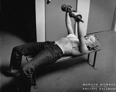 Workout Motivation Tumblr | MARILYN MONROE' s first contract with Columbia Pictures expired ...