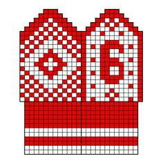 Blogg - Kalendervotter Flag, Knitting, Holiday, Decor, Advent Calenders, Threading, Vacations, Decoration, Tricot