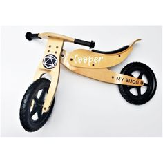 Balance bike - My Bijou timber balance bike with PINK personalised name Eva Balance Bike, Personalised Gifts, Kids And Parenting, Kids Learning, Classic Style, Kids Rooms, Pink, Party Ideas, Accessories