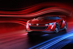Volkswagen GTI Roadster Vision Gran Turismo on Behance