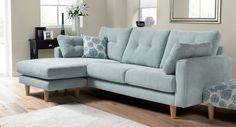 Poet Left Hand Facing Large Lounger Sofa