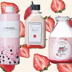 image Yogurt Packaging, Dessert Packaging, Juice Packaging, Food Packaging Design, Coffee Packaging, Bottle Packaging, Beverage Packaging, Tea Logo, Juice Branding
