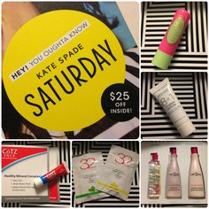 Birchbox May 2014 Review