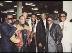 BBD Kieth Sweat Gerald Levert and LaFace