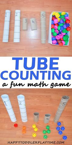 Tube Counting – HAPP