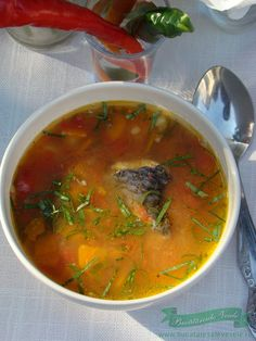 Fish Recipes, My Recipes, Soup Recipes, Dessert Recipes, Desserts, European Dishes, Romanian Food, Romanian Recipes, Arancini