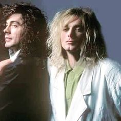 1988. Robin And Tom.