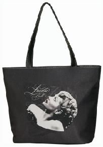 Brand New I LOVE LUCY BAG In Black Free Shipping