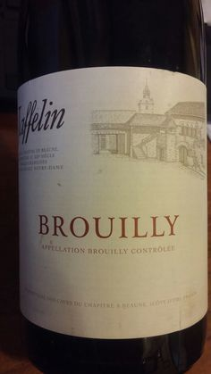 Jaffelin Brouilly 2012 88 Points Sommelier Miguel Chan Full tasting notes: www.vivino.com/users/miguel-chan #southafrica #wine #miguelchan #beaujolais #brouilly #france