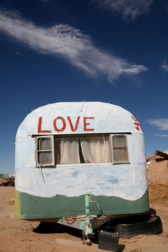 Salvation Mountain #ValentinesDay #Love