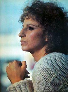 Barbra Streisand in A Star is Born