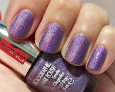 035 Holographic Violet (Limited edition S/S 2012)