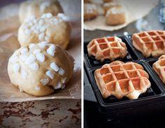 Liege Waffles | #ParksandRec