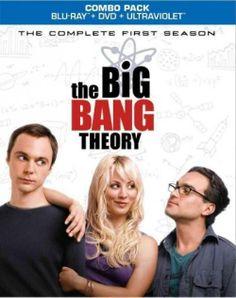 BIG BANG THEORY:1ST(B+D)SEASON