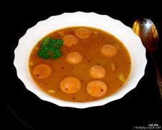 Nejedlé recepty: Frankfurtská polévka
