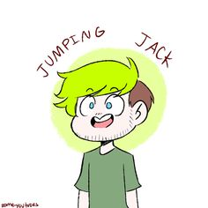 Jumping Jack! 7/7 Welp this concludes the Jackapun week. Thanks for the support and love u Jack