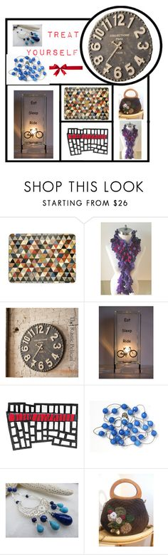 """""""Treat Yourself"""" by glowblocks ❤ liked on Polyvore featuring interior, interiors, interior design, home, home decor, interior decorating, Massif and Lazuli"""