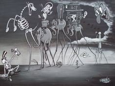 Shawn Dickinson Art