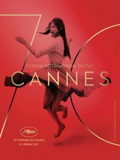 Cannes Film Festival poster 2017